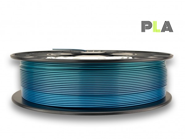 PLA Filament - 1,75 mm - Multicolor Polarlicht
