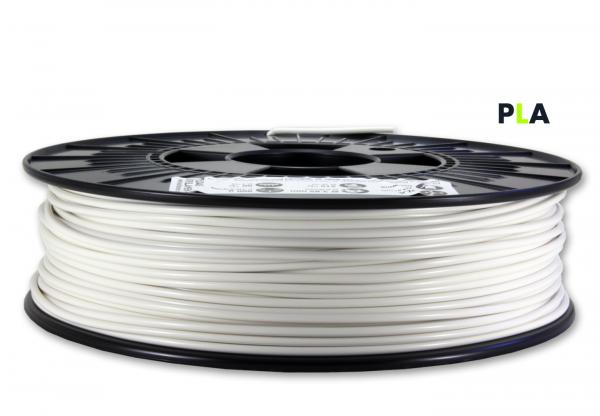 PLA Filament - 2,85mm - Tonweiß matt