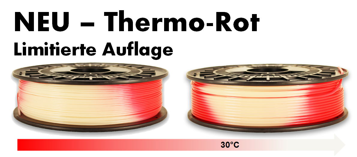 Neu Thermo-Rot