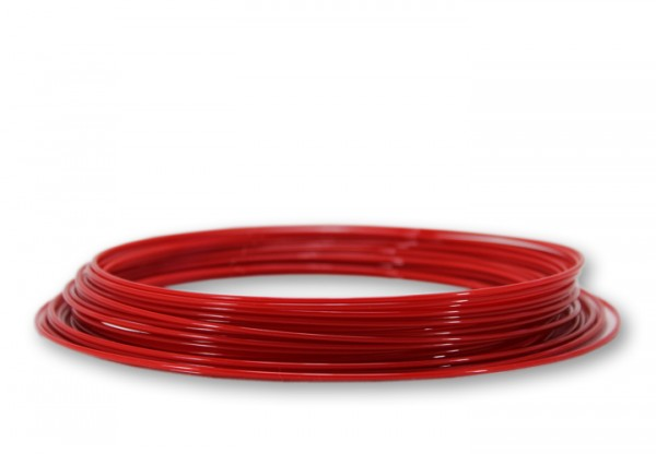 PLA Filament 50g Sample - 1,75mm - Kirschrot