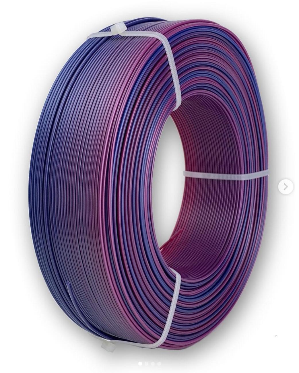Neue PLA Farbe: Multicolor Galaxy!