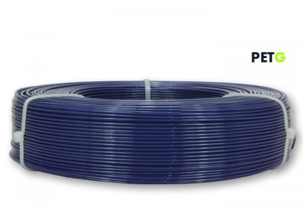 PETG Filament - 1,75 mm - Saphirblau - Refill 800 g