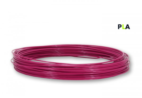 PLA Filament 50g Sample - 2,85mm - Magenta