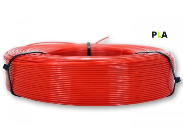PLA Filament - 1,75 mm - Feuerrot - Refill 850 g