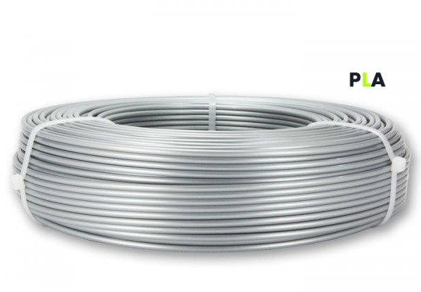 PLA Filament - 2,85 mm - Silber - Refill 850 g