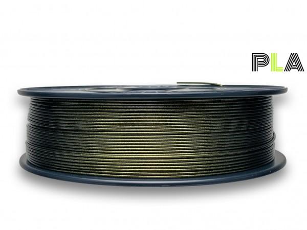PLA Filament - 1,75 mm - Grüngold