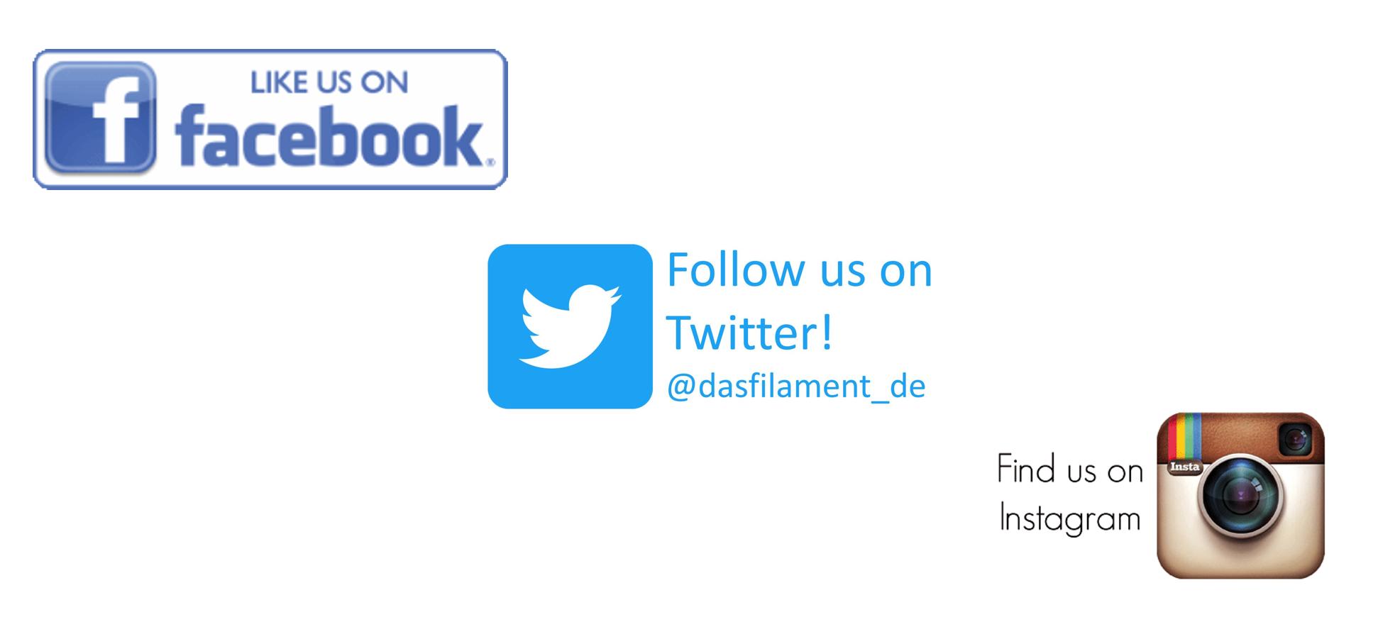 Twitter - Facebook - Instagram