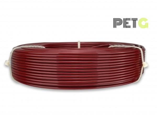PETG Filament - 2,85 mm - Rubinrot - Refill 800 g