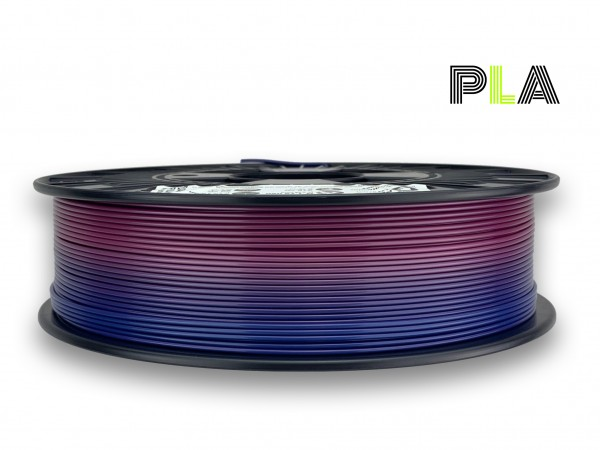 PLA Filament - 1,75mm - Multicolor Galaxy