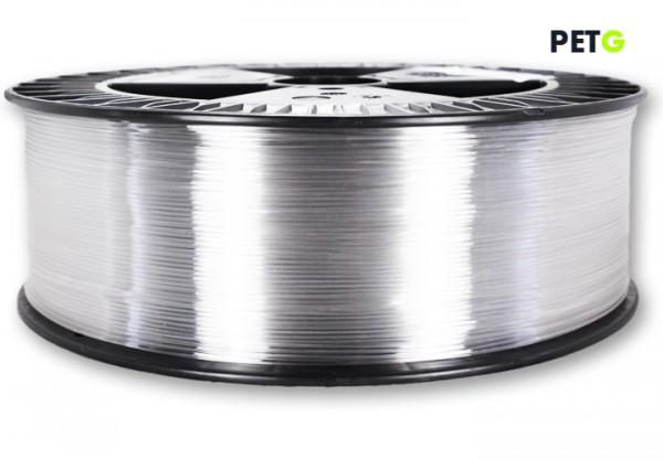 PETG Filament - 1,75 mm - 2600 g - Natur
