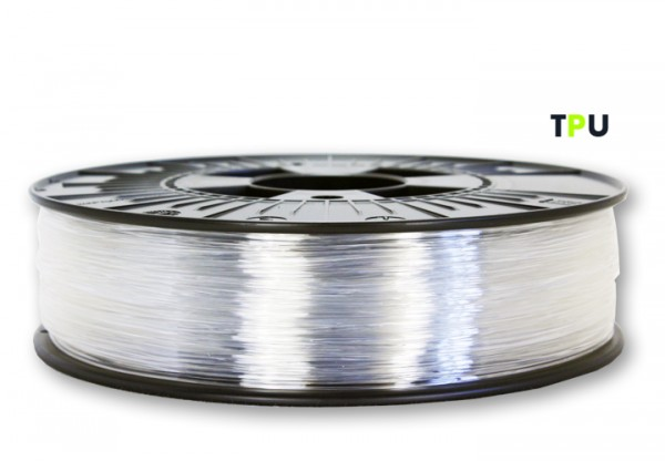 TPU Filament (flexibel) - 1,75mm - Natur
