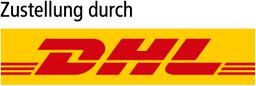 Ab sofort auch mit DHL liefern lassen!