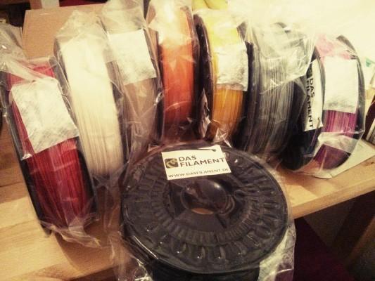 Das-Filament-erste-Produkte