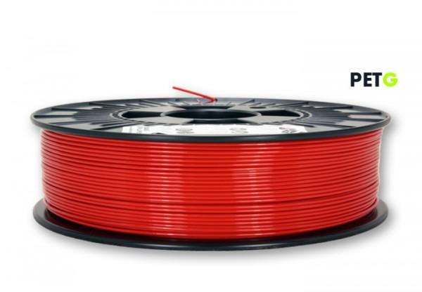 PETG Filament - 1,75 mm - Feuerrot