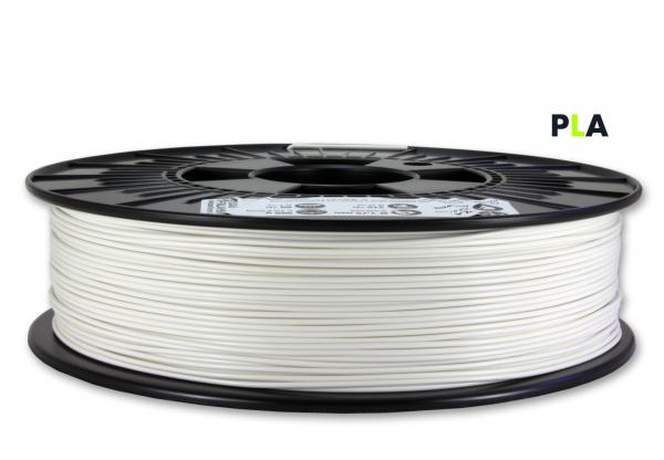 PLA Filament - 1,75mm - Tonweiß matt