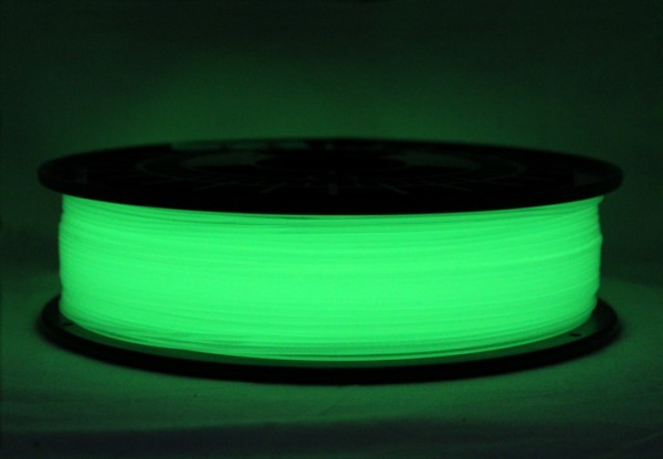 PLA Filament - 1,75mm - Glow-Grün V2