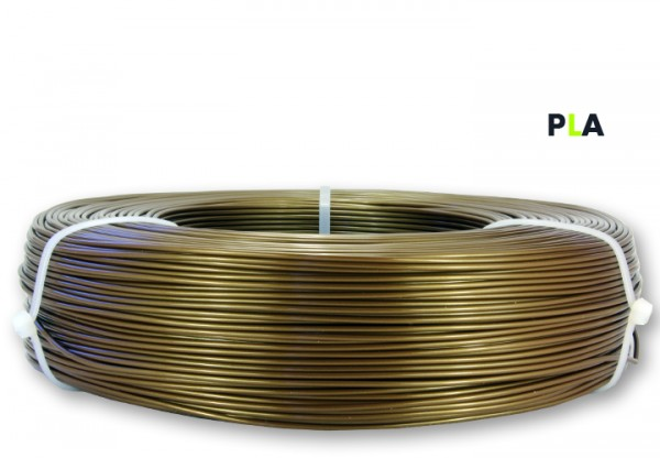 PLA Filament - 1,75 mm - Bronze - Refill 850 g