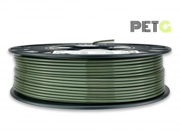 PETG Filament - 2,85 mm - Militär-Grün