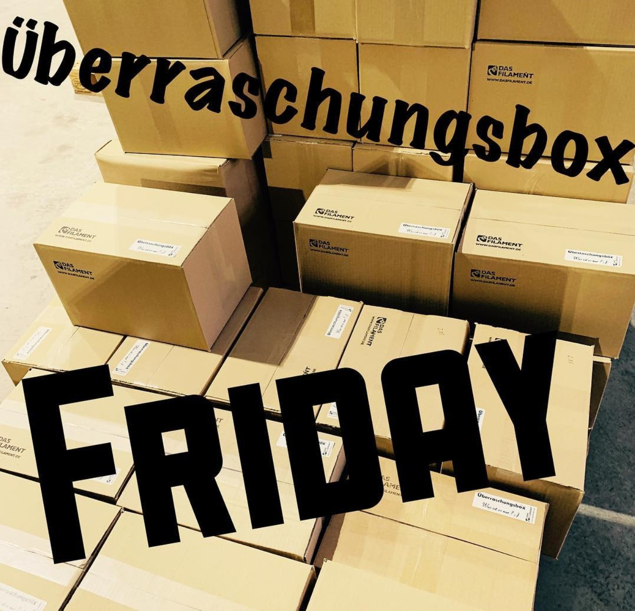 Black Überraschungsbox Friday!