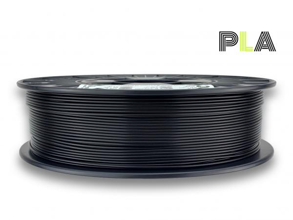 PLA Filament - 1,75 mm - Schwarz matt