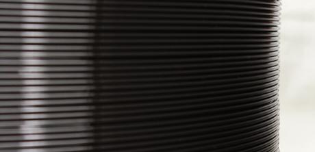 Update 2: XXL Spulen auch in 2,85mm Schwarz verfügbar!