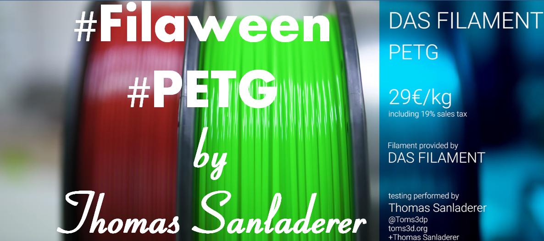 #filaween #PETG by Thomas Sanladerer