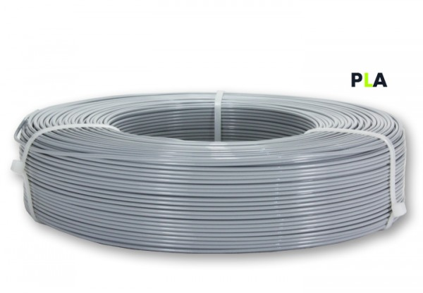 PLA Filament - 1,75 mm - Grau - Refill 850 g