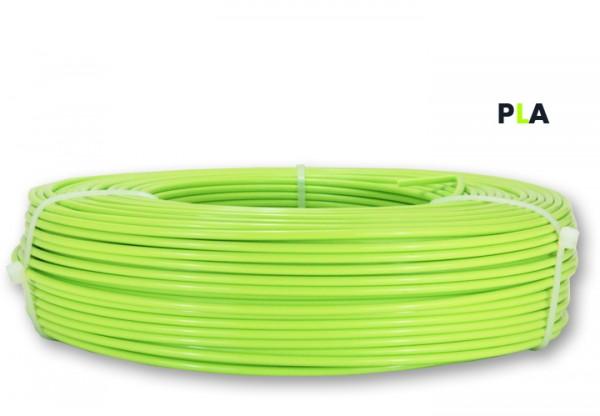 PLA Filament - 2,85 mm - DAS FILAMENT Grün - Refill 850 g