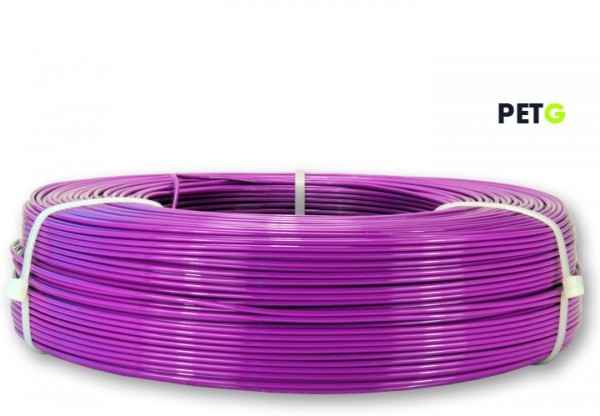 PETG Filament - 1,75 mm - Lila - Refill 850 g