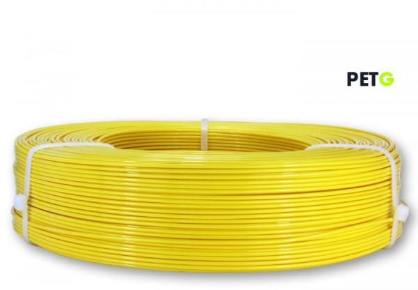 PETG Filament - 1,75 mm - Maisgelb - Refill 850 g