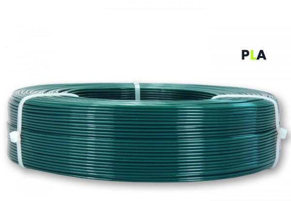 PLA Filament - 1,75 mm - Tannengrün - Refill 850 g