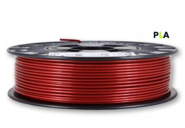 PLA Filament - 2,85 mm - Metallic Rot