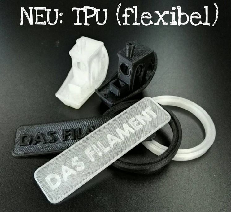 Neu: TPU! (flexibel)