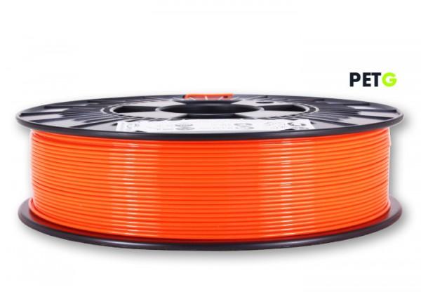 PETG Filament - 1,75 mm - Leuchtorange