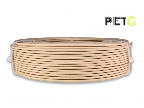 PETG Filament - 2,85 mm - Beige - Refill 800 g