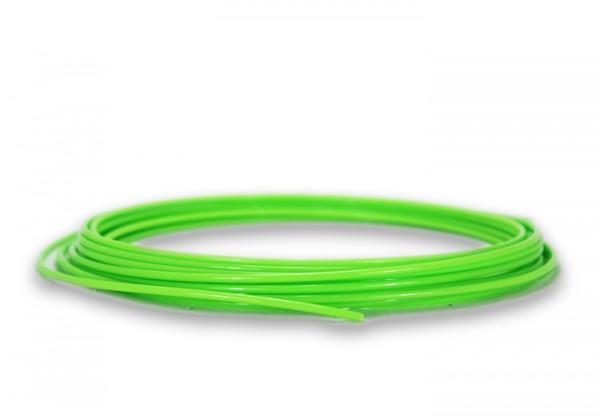 PLA Filament 50g Sample - 2,85mm -DAS FILAMENT Grün