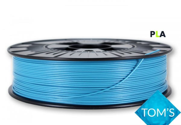 PLA Filament - 1,75mm -Toms3D Infinity Blue