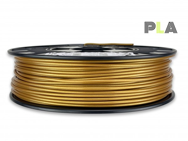 PLA Filament - 2,85 mm - Gold V2