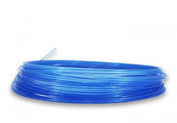 PLA Filament 50 g Sample - 1,75 mm - Transluzent-Blau