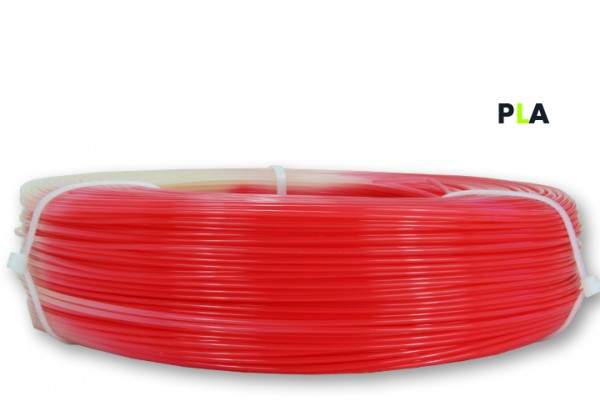 PLA Filament - 1,75 mm - Thermo-Rot - Refill 850 g