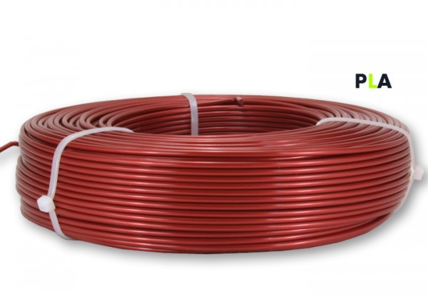 PLA Filament - 2,85 mm - Metallic Rot - Refill 800 g