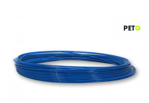 PETG Filament 50g Sample - 2,85mm - Blau