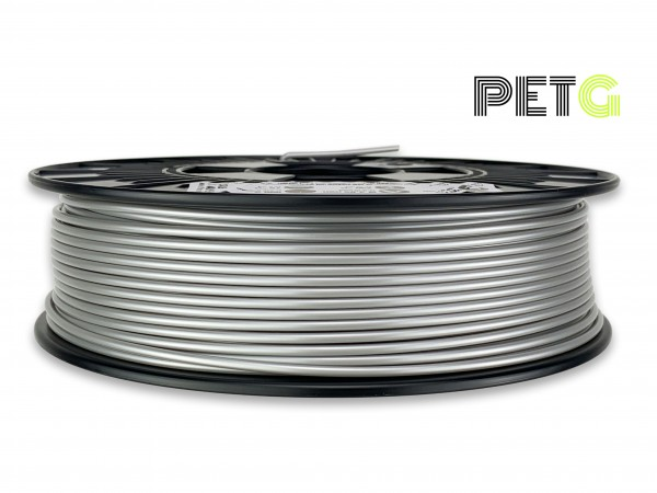 PETG Filament - 2,85 mm - Alu-Silber