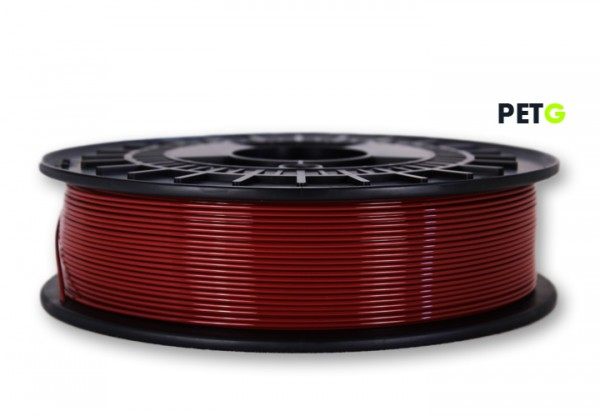 PETG Filament - 1,75 mm - Rubinrot