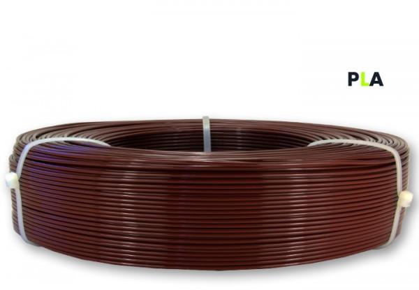 PLA Filament - 1,75 mm - Kastanienbraun - Refill 850 g