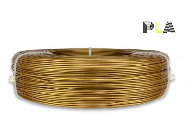 PLA Filament - 1,75 mm - Gold V2 - Refill 800 g
