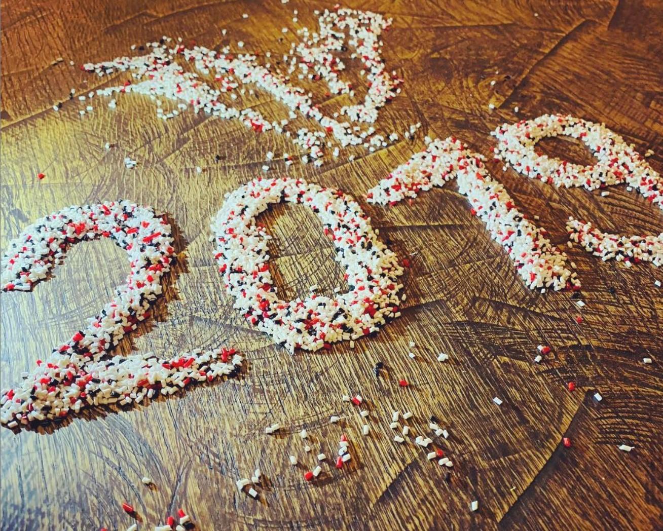 Wir wünschen Euch einen guten Rutsch ins neue Jahr!