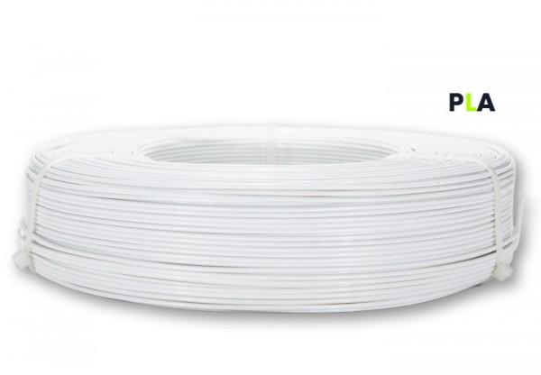 PLA Filament - 1,75 mm - Weiß - Refill 850 g