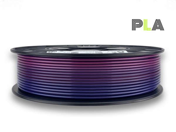 PLA Filament - 2,85 mm - Multicolor Galaxy