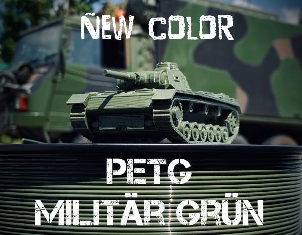 Panzer-mit-Schrift